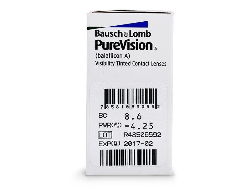 PureVision (6 soczewek)