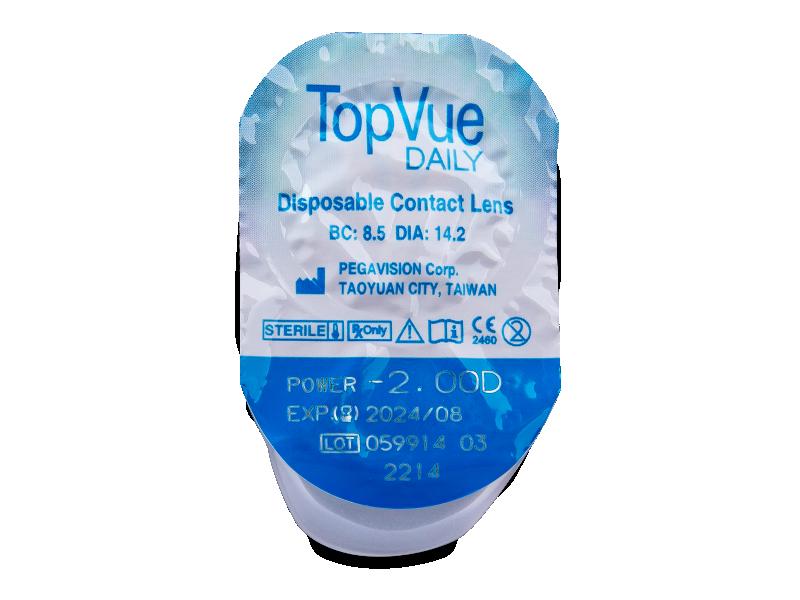 TopVue Daily (90 soczewek)