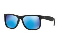 alensa.pl - Soczewki kontaktowe - Okulary przeciwsłoneczne Ray-Ban Justin RB4165 - 622/55