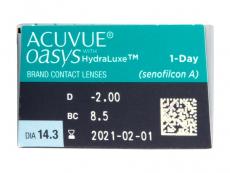 Acuvue Oasys 1-Day (30 soczewek)