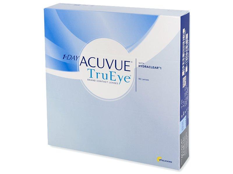 1 Day Acuvue TruEye (90soczewek)