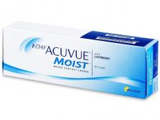1 Day Acuvue Moist (30soczewek)