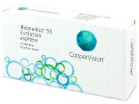 alensa.pl - Soczewki kontaktowe - Biomedics 55 Evolution