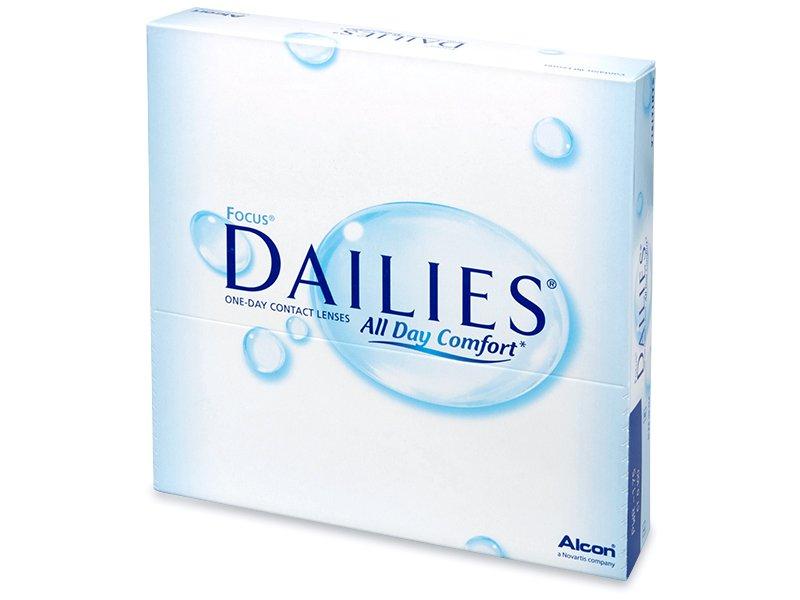Focus Dailies All Day Comfort (90 soczewek)