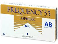 alensa.pl - Soczewki kontaktowe - Frequency 55 Aspheric