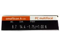 Proclear Multifocal (3 soczewki)