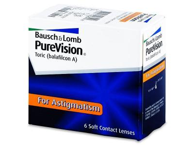 PureVision Toric (6 soczewek)