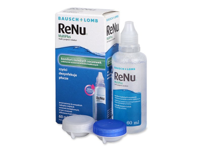Płyn ReNu MultiPlus 60 ml