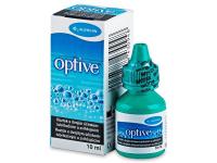alensa.pl - Soczewki kontaktowe - Krople do oczu  OPTIVE Eye Drops 10ml
