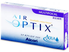 Air Optix Aqua Multifocal (6 soczewek)