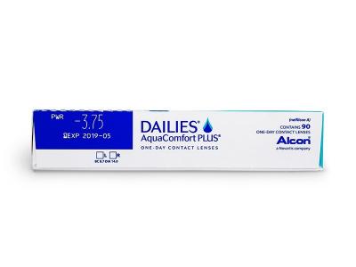 Dailies AquaComfort Plus (90 soczewek)