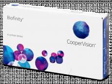 Biofinity (6 soczewek)