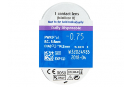 SofLens Daily Disposable (30soczewek)