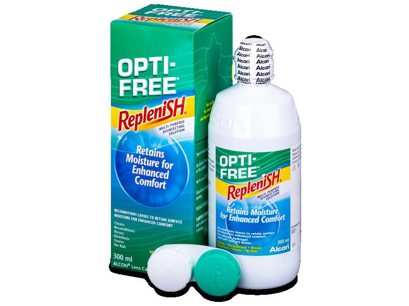 Płyn OPTI-FREE RepleniSH 300ml