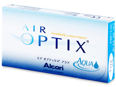 Air Optix Aqua (6 soczewek)