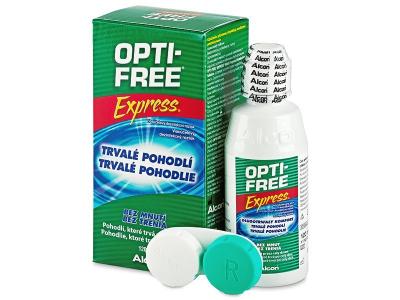 Płyn OPTI-FREE Express 120ml