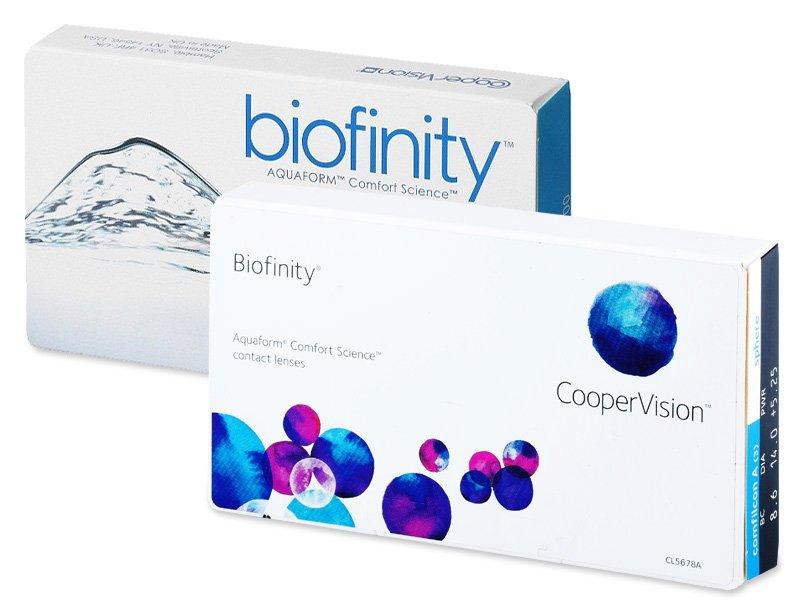 Biofinity (3 soczewki)