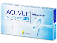 Acuvue Advance PLUS (6soczewek)
